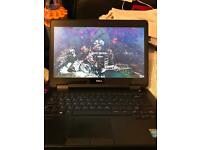 Very fast dual boot touchscreen gaming laptop