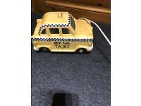Unusual/unique New York taxi lamp