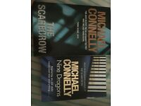 2 X Michael Connelly Books