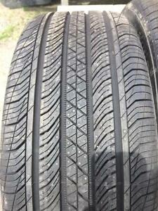 4 pneus 235/50r18 continental run flat