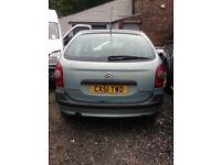 CITROEN XSARA PICASSO 1.6 6V PETROL ENGINE 2002 BREAKING FOR SPARES AND REPAIRS