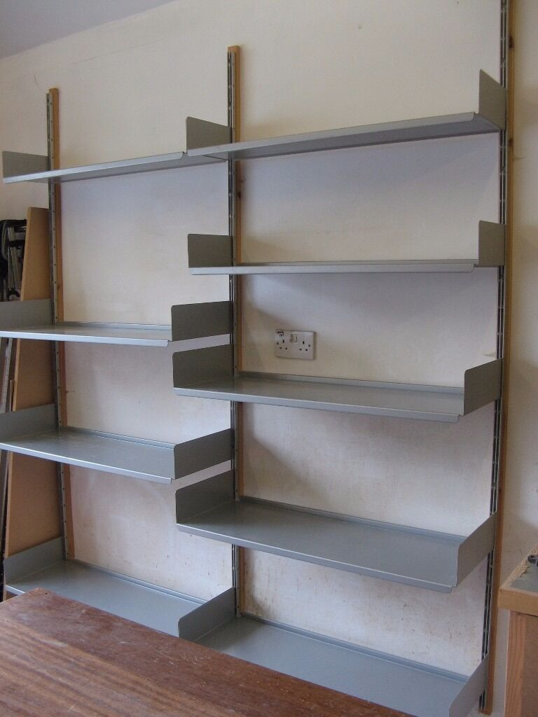 Vitsoe 606 Metal Shelving System In Brighton East