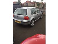 Volkswagen Golf S 1.4 Petrol, MOT - 30th March, 2 keepers from new - Kirkcaldy