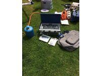 Camping gaz cooker & calor gas