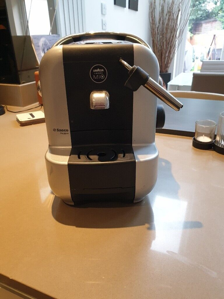 Lavazza Coffee Machine With Milk Throffer Capsules Can Be Purchased From Waitrose And Online In Walton On Thames Surrey Gumtree