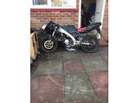 Motorhispania rx50 90cc registered as 50 03 2 stroke swap for another bike