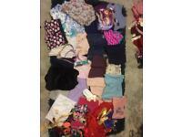 Age 6-9 massive girls clothes bag