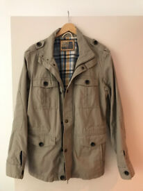 Men's Autumn Coat - Marks and Spencer - Small