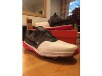 Nike Lunarlon Size 9 mens golf shoe's