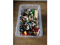 Mix Of bricks. Megabloks, lego, cobi etc