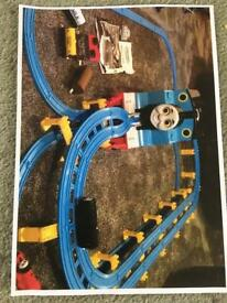 Train set Tomica World Thomas The Tank Engine