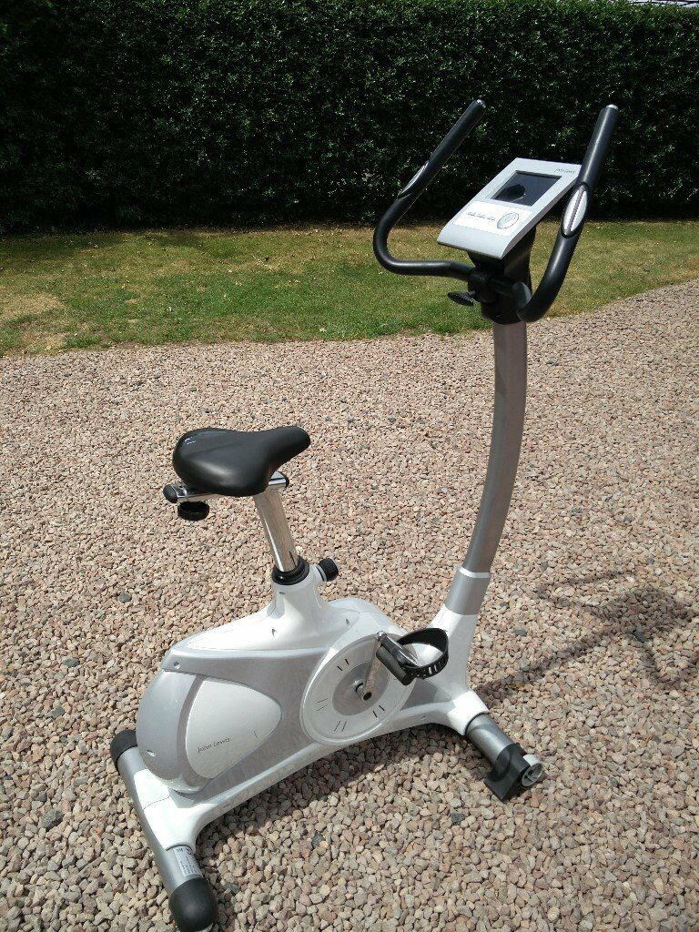 Fitness Mad Studio Pro Rebounder40 Inchin Worcester, WorcestershireGumtree - Exercise bike EB1 made by Horizon Fitness for John Lewis programmable with displays of distance, speed, calories, pulse hand book available In excellent condition with one small tear on saddle Collect and cash only