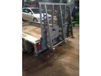 2015 Ifor williams plant trailer