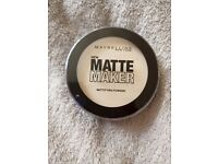 New Maybelline Matte Maker