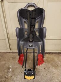 Child seat (rear mounting) for bicycle - B-One - with quick release clamp
