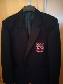 Cambridge House Grammar Ballymena School blazer