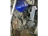 Honda CBF500 ABC 2006