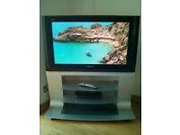 """Panasonic Viera 37"""" plasma HD TV with stand"""