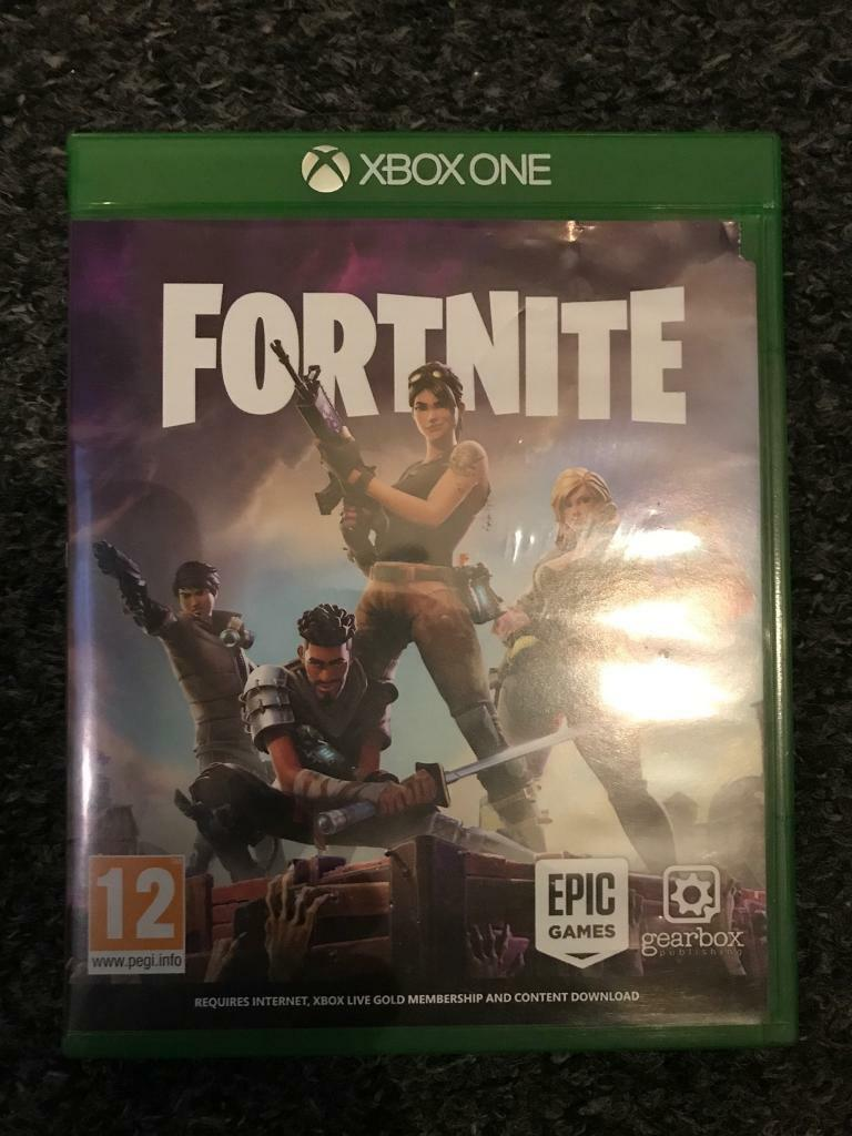 Fortnite Xbox One Game In Balerno Edinburgh Gumtree