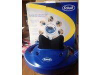 Scholl Kneading Neck and Body Massager