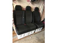 Used Mercedes sprinter 2014 front seat double and single