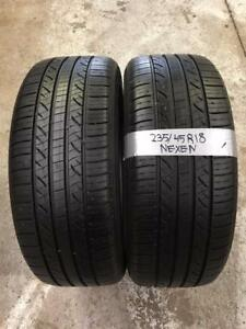 235/45R18 Nexen All Season Tires (Full Set)