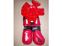 Verve sparring gear extra small