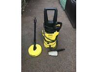 Karcher pressure washer K2 not working for repair or parts only