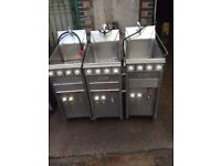 PASTA SHOP TAKEAWAY FAST FOOD VALENTINE PASTA BOILER ELCTRIC PASTA BOILER WITH 4 PASTA BASKETS