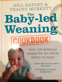 Baby led weaning cook book