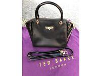 Genuine Ted Baker Petra Hand bag + Ted Baker Dust Bag