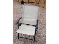 4 x garden chairs