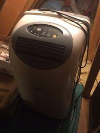 A Portable Air Conditioner, original value £800.00