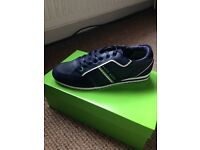 Hugo boss trainers size 7