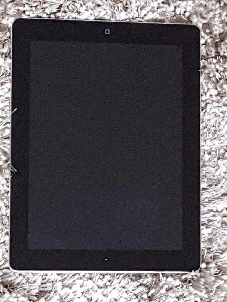 Apple iPad 2, Wi-Fi, 32GB black. Excellent condition