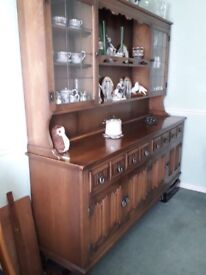 Sideboard - for collection only. In very good condition. Ornaments on the sideboard not for sale.