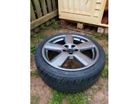 Audi rs6 wheels/alloys