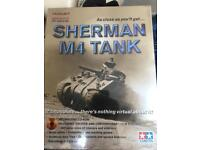 Sherman m4 tank interactive CD-R