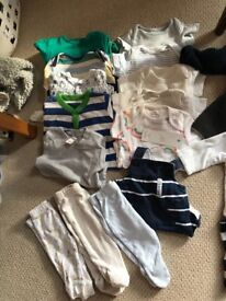 Baby clothes 0-3 months