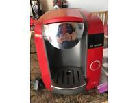Tassimo Bosch TAS43xx Red Coffee Machine