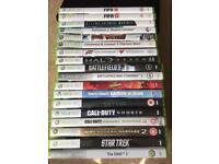 18 Xbox 360 games