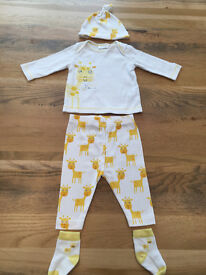 0 - 3 Months Next Baby Outfit