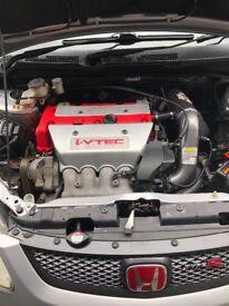 Honda Civic type r , long mot call 07547570469