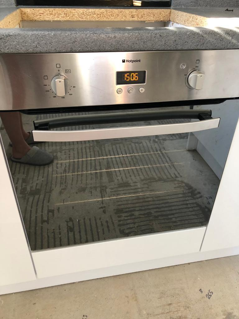 Hotpoint Built In Single Oven In Costessey Norfolk