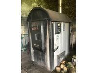 Central Biomass Boiler - E Classic 2400