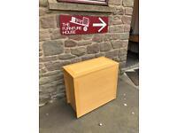 Skovby SM101 oak drop leaf dining table RRP £1129 * free furniture delivery *