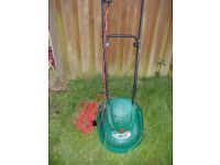 QUALCAST EASI-LITE 28 HOVER LAWNMOWER FOR SALE £15 Thornton