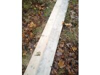 Scaffolding Planks x4, 13 feet lengths. In good condition