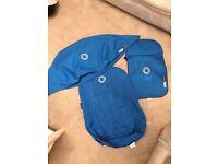 Bugaboo Cameleon Tailored Fabric- BLUE