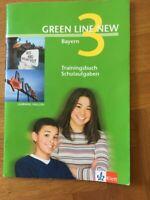 Green line new 3, Trainingsbuch Schulaufgaben, Gymnasium Bayern München - Moosach Vorschau